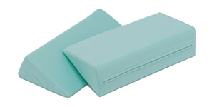 ナーセントパットA 防水カバータイプ2ピースセット(小2個)[20%OFF][床ずれ防止][体位変換][30°][側臥位][防水]