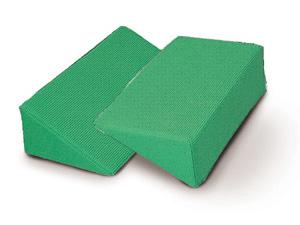 ナーセントパットA 通気カバータイプ2ピースセット(小2個)[20%OFF][床ずれ防止][体位変換][30°][側臥位][通気性]
