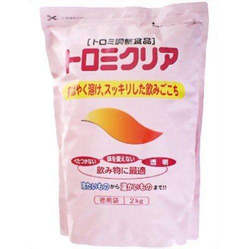 トロミクリア(2kg)[嚥下][とろみ][飲み込みやすい][ゼリー][熱中症]