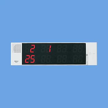 YOBION(ヨビオン) ECE3107小電力型ワイヤレスサービスコール(マルチタイプ)副表示器パナソニック電工[20%OFF][呼出装置][無線][省エネ][介護施設][病院]