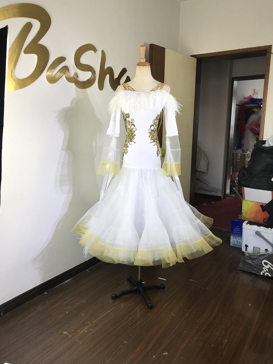 競技ダンス 社交ダンス モダン スタンダード ドレス ウエア レディース