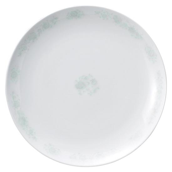 夢彩華 16吋丸皿 中華食器 丸皿 30cm以上 業務用 日本製 磁器 約40.3cm 丸大皿 大皿 プレート 特大 盛り合わせ 宴会皿 パーティー 食べ放題 バイキング ビュッフェ