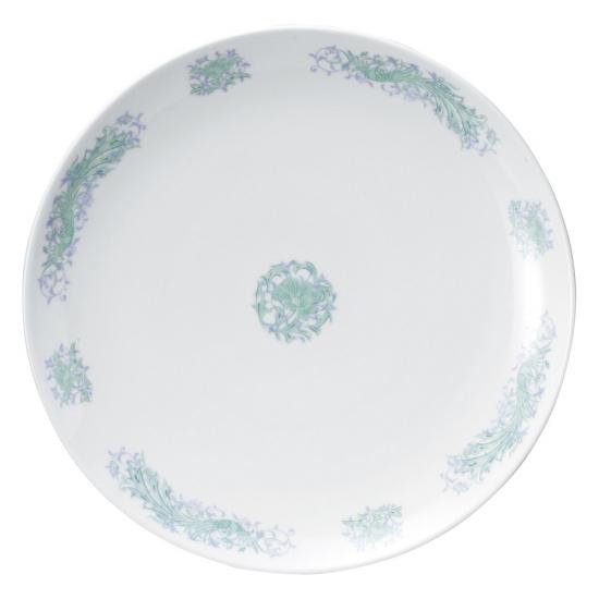 翔花鳳 14吋丸皿 皿 プレート ディナプレート 大皿 中華食器 丸皿 30cm以上 業務用