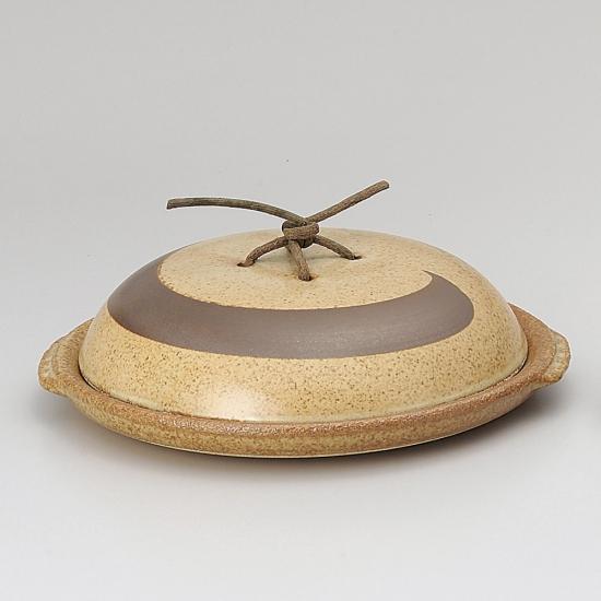 11号蓋付陶板 有田焼 和食器 陶板(大) 業務用 約33cm 和食 和風 すき焼き ステーキ 陶板焼き 蒸し焼き 野菜 肉 焼く 炒める