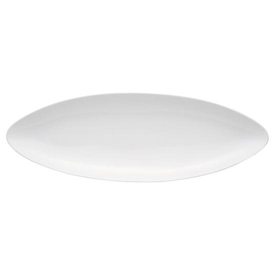 【大注目】 オーバル70cmプレート 白い器 洋食器 楕円・変形プレート 40cm以上 業務用 約70.5cm 結婚パーティー ディナープレート 大皿 オードブル デザート 前菜, ロード befe04d1