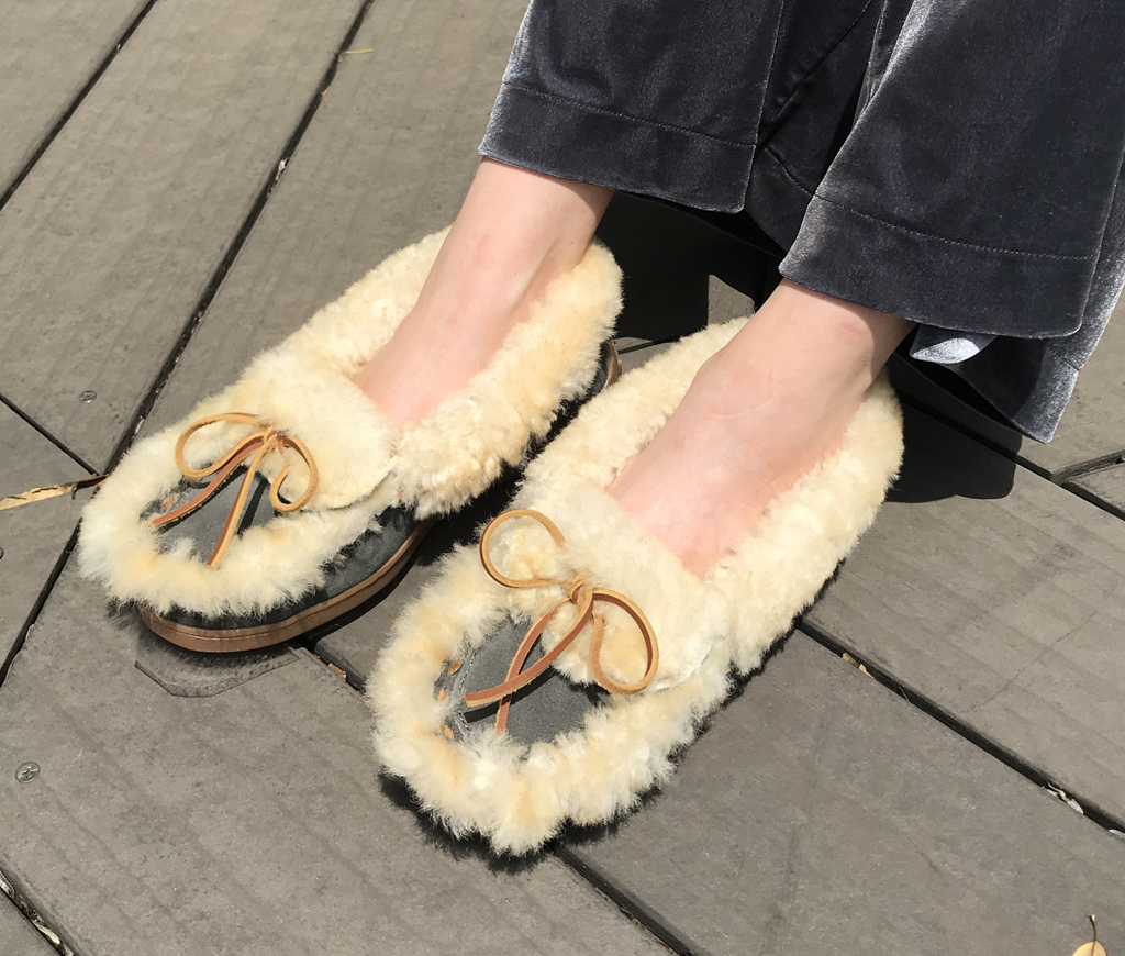 new product c895b 67d37 ... minnetonka   Rakuten Rakuten Rakuten Global Market  (Mine Tonka)  MINNETONKA ULUTIMATE SHEEPSKIN SLIPPER
