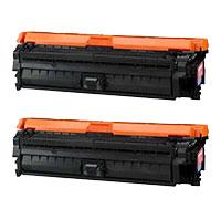 トナーカートリッジ335eマゼンタ 2本セット純正新品(キヤノン)(LBP843Ci/LBP842C/LBP841C/LBP9660Ci/LBP9520C)