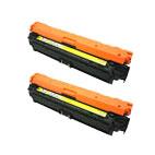 トナーカートリッジ322II Y イエロー 汎用新品2本セット(キャノン)(LBP9600C、LBP9500C、LBP9100C、LBP9200C)