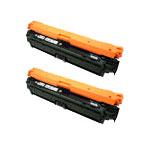 トナーカートリッジ322II 海外 K ☆送料無料☆ 当日発送可能 ブラック 汎用新品2本セット キャノン LBP9100C LBP9200C LBP9500C LBP9600C