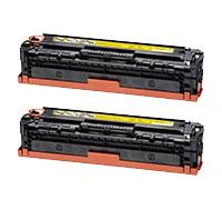 トナーカートリッジ331Y イエロー リサイクルトナー2本セット(キャノン)(LBP7110C、LBP7100C、MF8280Cw、MF8230Cn)