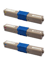 TNR-C4JC1,M1,Y1純正新品3色よりどりセット(沖データ)(C301dn)
