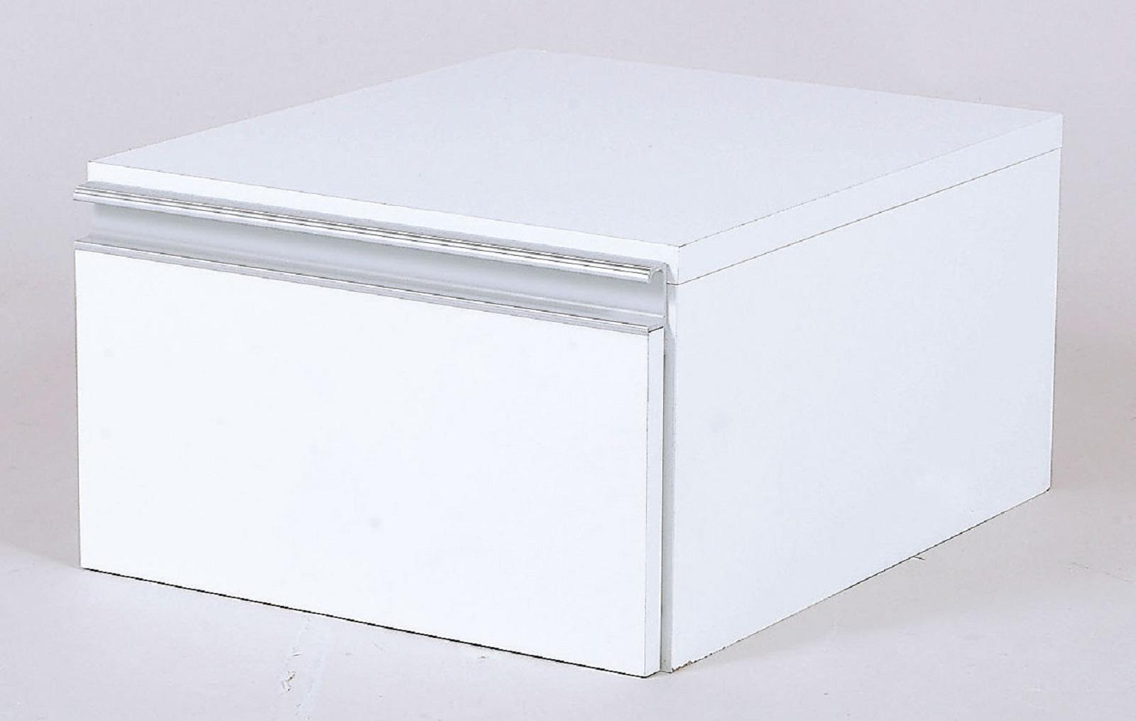 クローゼット内部引き出し 小 出群 1段 送料無料 激安 激安特価 送料無料 収納 白 クローゼット ホワイト