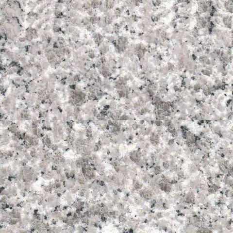 御影石天然石材敷石・外壁・内壁・内部床・敷石等【1枚販売】 白御影石材敷石G355本磨 300x600xt13