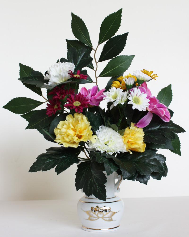 Alter Flowers: Mint-mint: The Highest Grade Buddhist Altar Flower