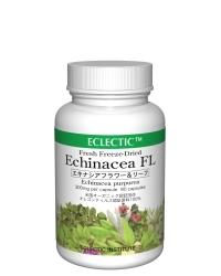 ECLECTIC(エクレクティック)エキナシア(エキナセア) FL(花・葉)90カプセル e043