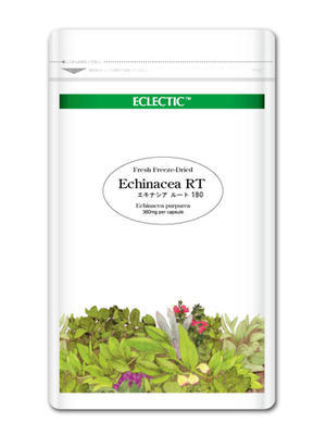 【送料無料】 ECLECTIC(エクレクティック)エキナシア(エキナセア) RT(根) Ecoパック 180カプセル ec044