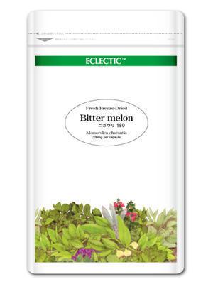 ハーブサプリメント ニガウリ 【Ecoパック180】エクレクティック社