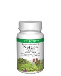ECLECTIC(エクレクティック) ネトル(イラクサ) 45カプセル e031 花粉の季節に