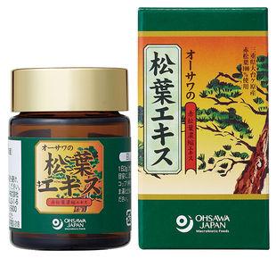 【送料無料・代引き手数料込】赤松葉100%濃縮エキスオーサワの松葉エキス