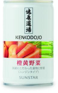 【オーサワジャパン】 健康道場 果汁入り橙黄野菜 30缶セット