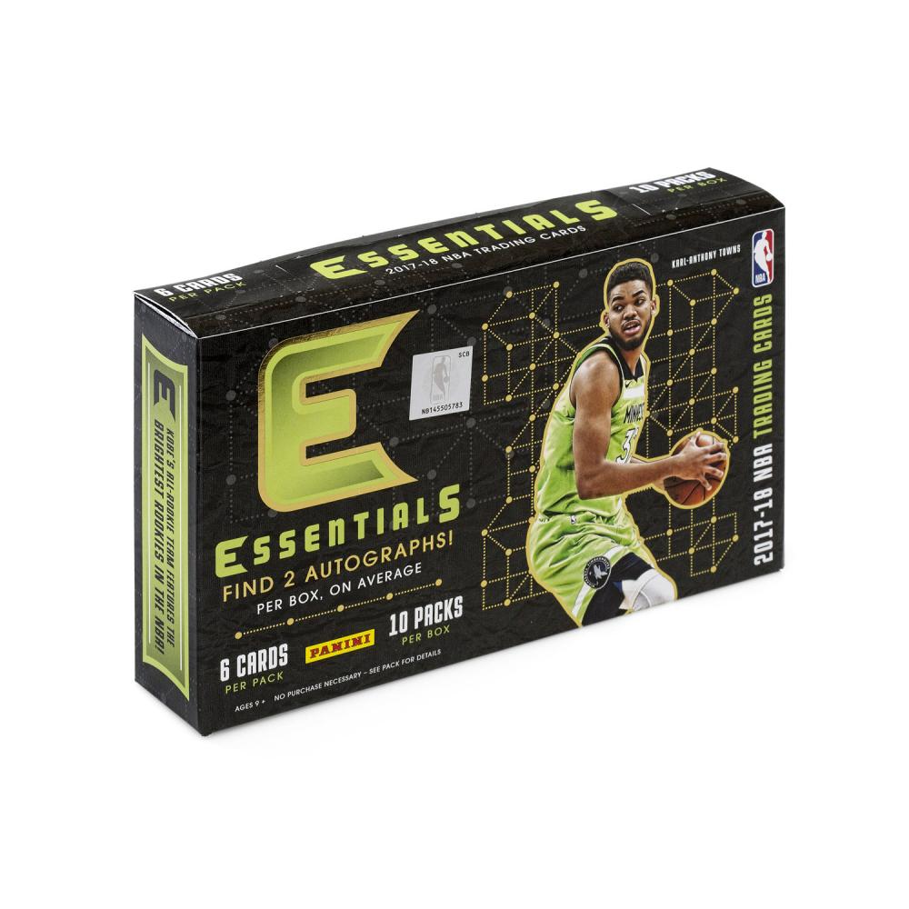 NBA 2017-18 PANINI ESSENTIALS BASKETBALL[ボックス]