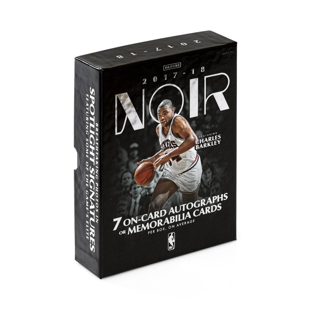 NBA 2017-18 PANINI NOIR BASKETBALL[ボックス]