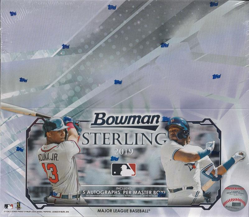 MLB 2019 BOWMAN STERLING BASEBALL[ボックス]