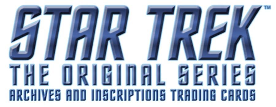 ◆予約◆RITTENHOUSE 2020 STAR TREK ARCHIVES & INSCRIPT[ボックス]