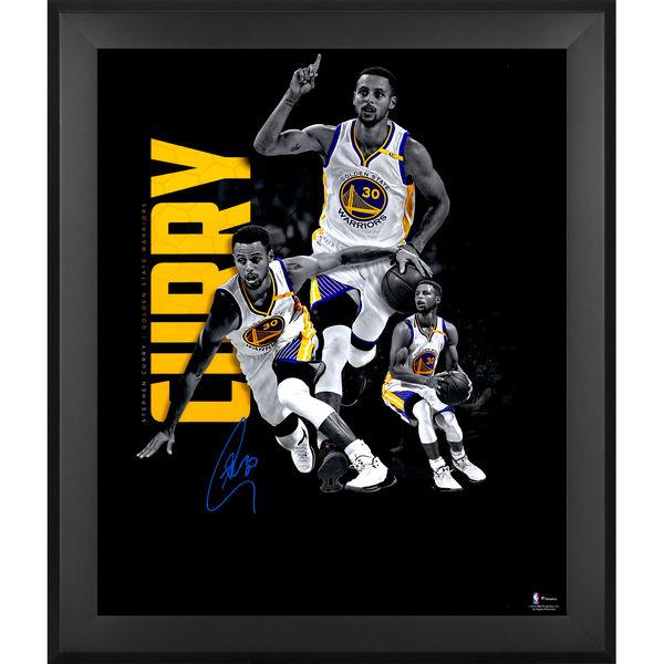 送料無料 Stephen Curry Golden State Warriors Autographed 20