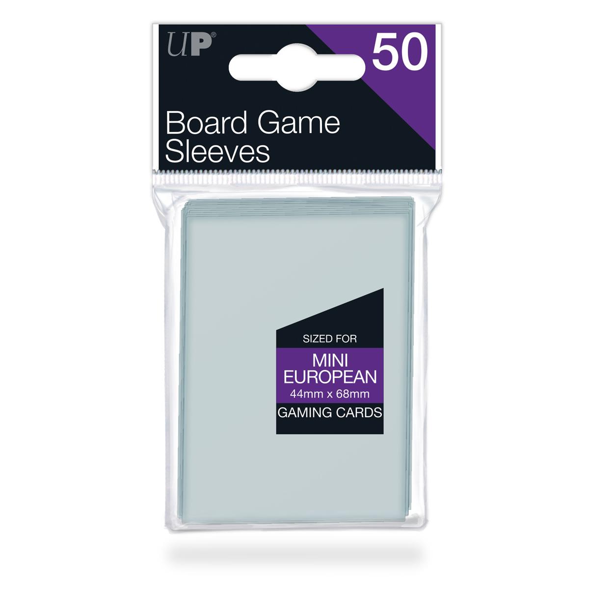 88-82661 与え ◇限定Special Price Ultra PRO ボードゲーム用 カードスリーブ 68mm対応 x 44 50枚入り