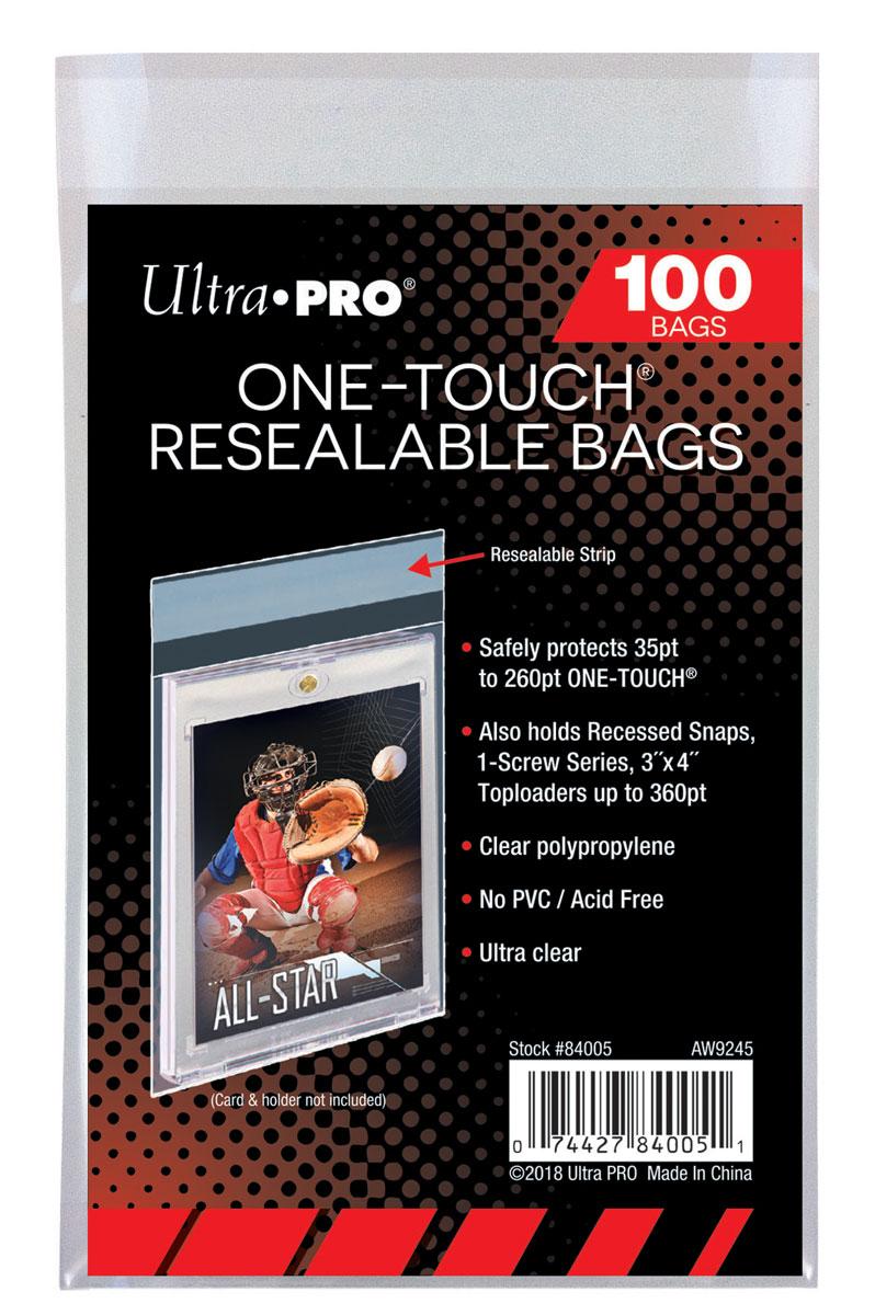 2018年10月31日発売 引出物 88-84005 Ultra PRO クリアパック 100枚入り 業界No.1 マグネットホルダー用