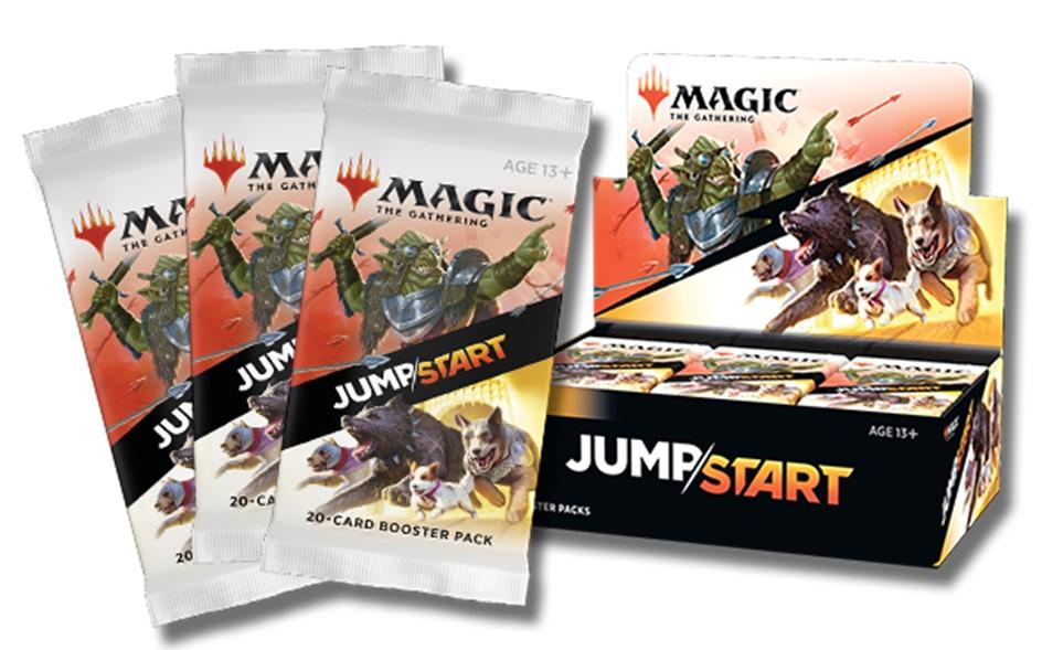 ◆予約◆MTG JUMP START【英語版】[ボックス]