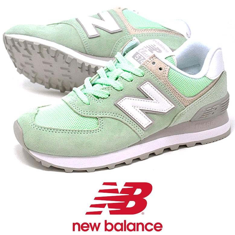 new balance wl574 rose