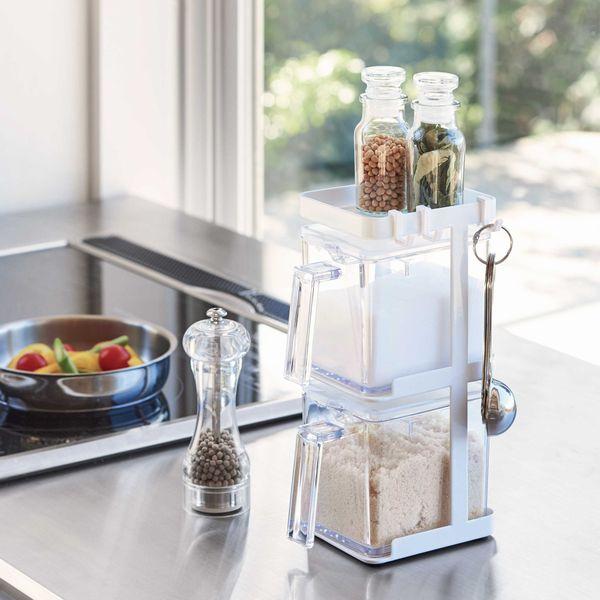 Mirage Style Seasoning Stocker Two Amp Rack Three Steps Set Slim