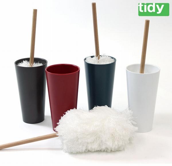 tidy Handy Mop 低廉 ハンドモップ コップ メーカー公式ショップ ハンディモップ 4色 北欧インテリア インテリア雑貨 w スタイリッシュ CL-665-200-7 MIRAGE-STYLE 北欧雑貨 掃除 AW おしゃれ