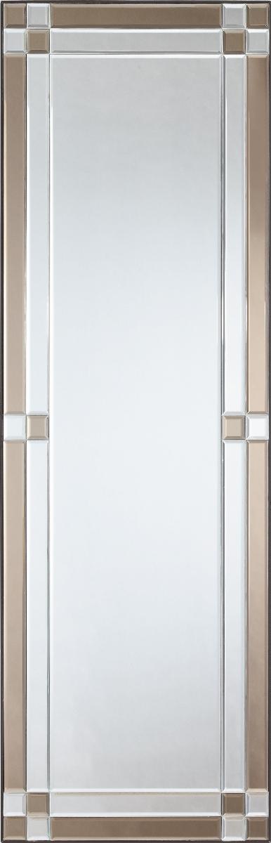 鏡・壁掛けミラー・姿見 RM-14-51 モダン【ブラウンミラー・H1400】【interior送料無料】