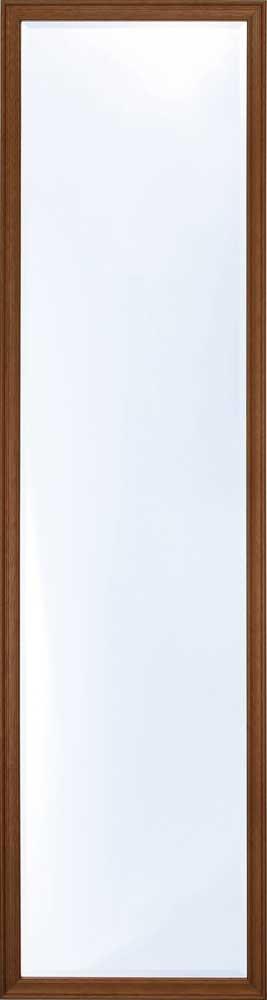 鏡・壁掛けミラー・飛散防止フイルム貼り FB-461【ウォールナット・姿見】【interior送料無料】配送時間指定不可