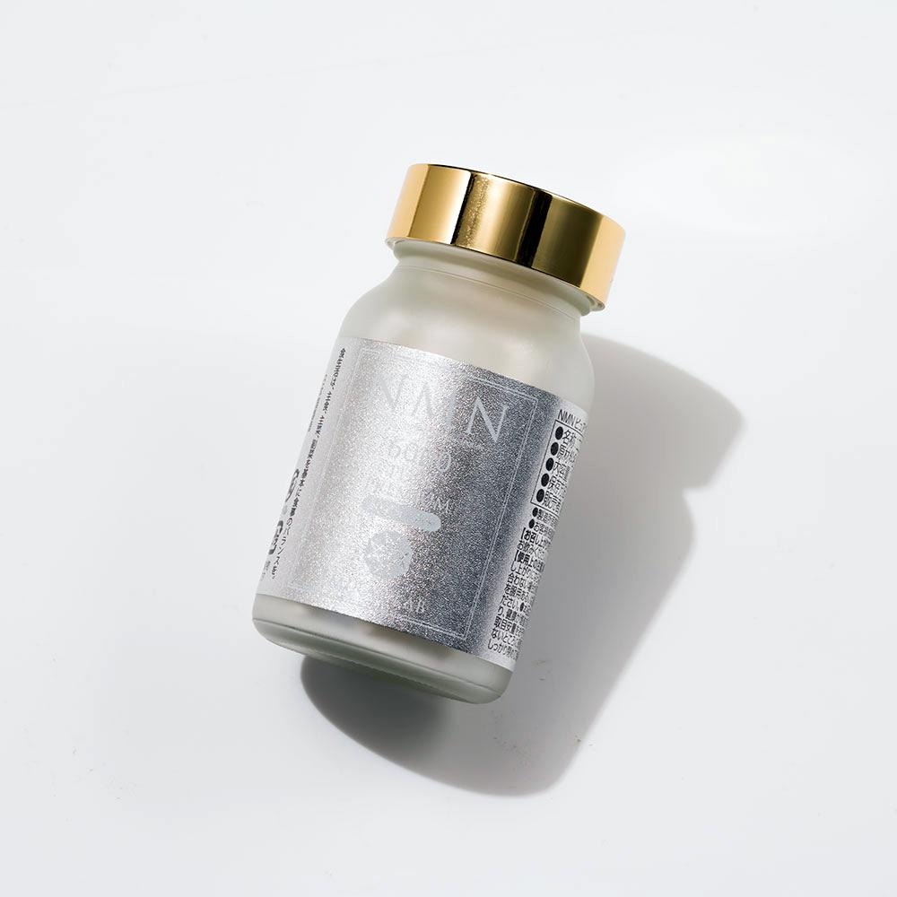 NMN PURE 6000。さらにNMN「高配合」サプリメント。
