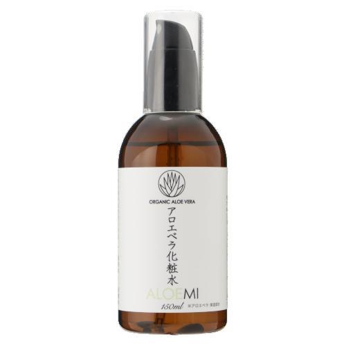 アロエベラ化粧水 ALOEMI アロエミ 150ml 【smtb-u】