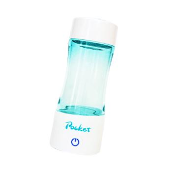 正規品 携帯用水素水生成 数量は多 若々しくいたい働く女性の強い味方 いつでもどこでも水素水 水素水ボトルポケット 水素水 水素水生成器 メーカー公認店 ポケット 携帯用
