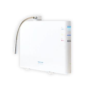 トリムイオンSMART】連続生成型、電解水素水整水器