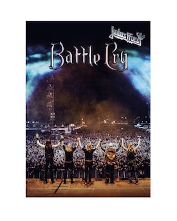 送料無料 Battle Cry バトル・クライ / ジューダス・プリースト 輸入版 [DVD] [PAL] 再生環境をご確認ください【新品】