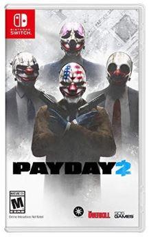 Payday 2 ペイデイ2 Nintendo Switch 北米 輸入版【新品】