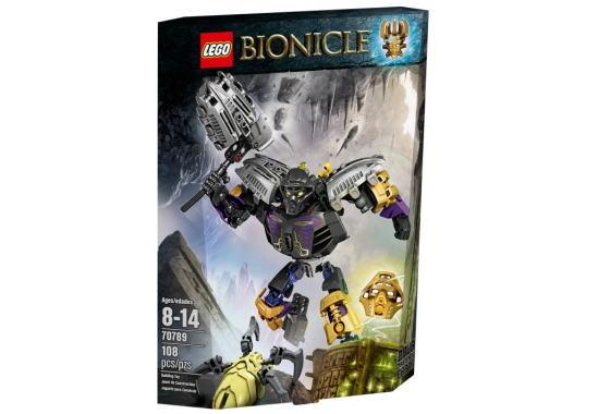 <title>LEGO BIONICLE レゴ バイオニクル 70789 激安特価品 Onua - Master of Earth</title>