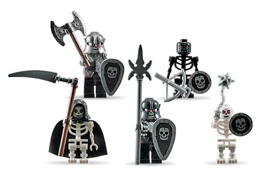 レゴ キャッスル 852272 Skeletons Battle Pack