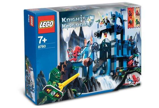 レゴ 騎士の王国 8780 オルランの砦