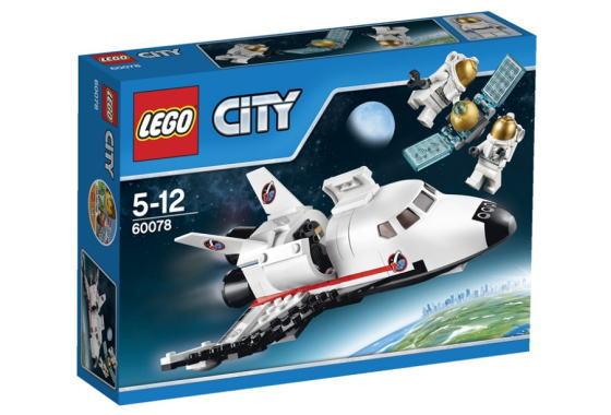 レゴ シティ 60078 スペースシャトル