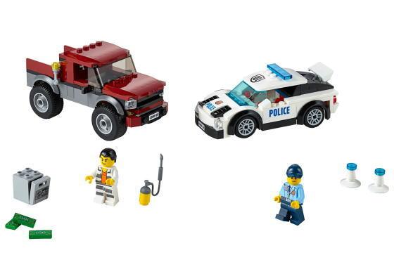 miraiya | Rakuten Global Market: Thief chase of the Lego city 60128 ...