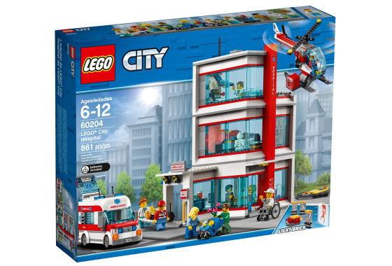 レゴ シティ 60204 レゴシティ病院