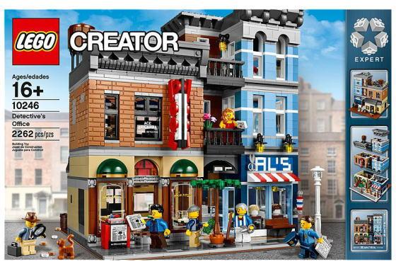 レゴ クリエイターエキスパート 10246 Detective's Office